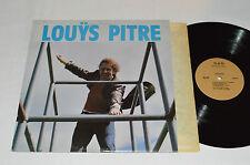 LOUYS PITRE Self-Titled LP DSP International DSP-1306 Canada VG+/VG Quebec Pop