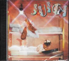 JUICY - IT TAKES TWO 2012 REMASTERED CD 1985 ALBUM + BONUS 12'' MIXES !