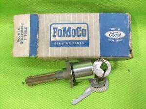 NOS FORD Lock with Keys B9A-6421984-A
