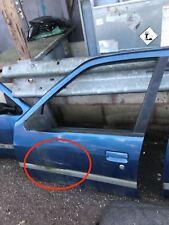 Peugeot 306 D Turbo XSI XS N/S Passenger side front door in blue