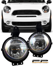2007-2015 Mini Cooper Base or S Replacement Fog Light Lamp Housing Assembly Pair