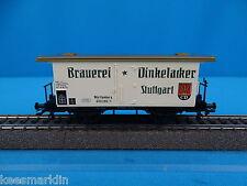 Marklin 48283  K. W. Sts. E. Beer Car Brauerei Dinkelacker Stuttgart Württemberg