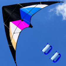 New 47-Inch 1.2m Double spiders Stunt Kite Outdoor fun Sport Toys Free Shipping