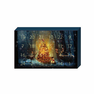 Choose Your Chocolates Pre-filled Advent Calendar 24 Days Fast Postage