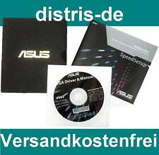original Asus GT440 GT430 EN210 Treiber CD DVD V982 driver manual Grafikkarten