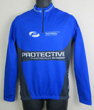 Unbranded Men's Polyester Long Sleeve Cycling Jerseys