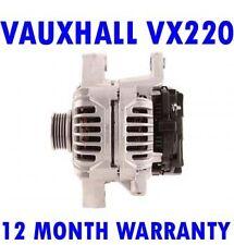 VAUXHALL VX220 2.0 TURBO 2001 2002 2003 2004 2005 REMANUFACTURED ALTERNATOR