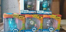Lot x5 Figurines Disney Pixar Cosbaby Monsters Inc Figure Monstres et Compagnie