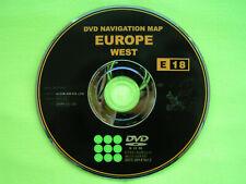 DVD NAVIGATION TNS 600 700 BENELUX FRANKREICH 2014 TOYOTA AVENSIS COROLLA LEXUS