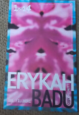 ERYKAH BADU FILLMORE POSTER Cody Chestnut F552 ORIGINAL Bill Graham SF