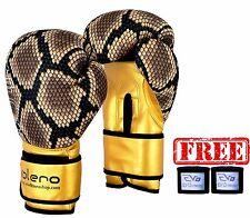 ISLERO COUP DE PIED Boxe Gel Gants MMA Sac frappe entraînement Muay Thai UF