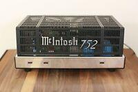 McIntosh MC752 Stereo Power Amplifier