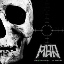 HITTMAN Destroy all humans CD US-METAL comeback