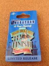 2015 DLR Disneyland Half Marathon Weekend Pin Dumbo Double Dare Logo