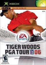 Tiger Woods PGA Tour 06 - Xbox VG
