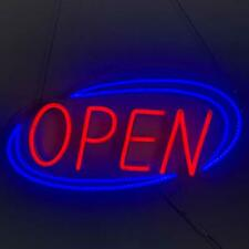 Neon Sign Open Led Open Sign for Business Displays Led Neon Light Sign 19.7� .