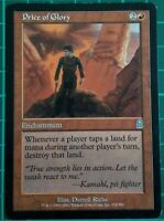 1X MTG MAGIC THE GATHERING PRICE OF GLORY ODYSSEY RED ENCHANTMENT UNCOMMON NM