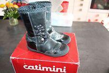 Chaussures bottes Catimini modèle Carole fille taille 25 BE