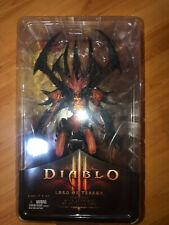 Diablo 3 Lord Of Terror Figurine Brand New Factoy Sealed Box In Mint Condition