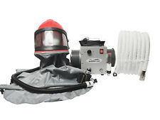 Supplied fresh Air Respirator sandblast Hood  system