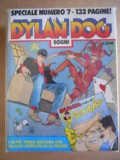 DYLAN DOG Speciale n°7 con albetto allegato Edizione Bonelli    [G363]