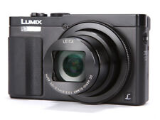 Panasonic Lumix dmc-tz70 12mp Digitalkamera-Schwarz * UK Lager *