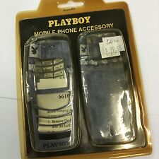 Nokia 6610 Playboy Front & Rear Covers plus Keypad PCNOK6610PBJ. Brand New pack.