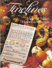 FineLines Magazine Fall 2000 Vol 5 No 2