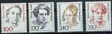 Bund MiNR 1390 - 1393 Freimarken Frauen der deutschen Geschichte postfrisch **