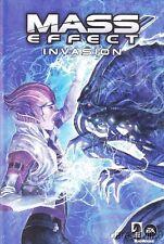 """2011 MASS EFFECT """"Invasion"""" Dark Horse Comics SDCC Comic Con Promo Paper Doll"""