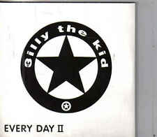 Billy the Kid-Every Day 2 cd maxi single cardsleeve