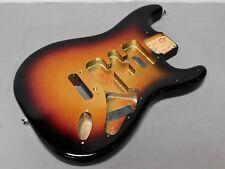 2013 American Fender Stratocaster BODY USA Strat Guitar Sunset Metallic Sunburst