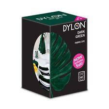 DYLON Dark Green Machine Dye 350g New Formulation Includes Salt!