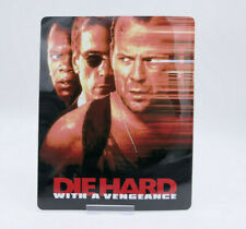 DIE HARD 3 Vengeance - Glossy Bluray Steelbook Magnet Cover (NOT LENTICULAR)