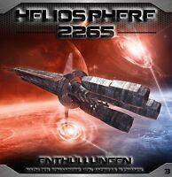 HELIOSPHERE 2265 - FOLGE 3 : ENTHÜLLUNGEN  CD NEU
