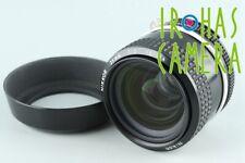 Nikon Nikkor 35mm F/2 Ai Lens #26996 G3