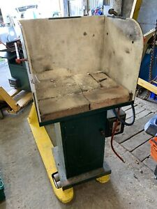 Brazing Hearth and Bricks William Allday & Co. Ltd Inc Motor For Extractor Unit