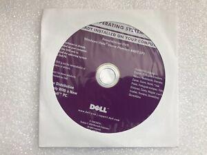 Windows Vista Home Premium SP1 64-bit Reinstallation DVD O.E.M Dell 0N174H