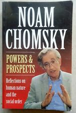 Power and Prospects by Noam Chomsky Paperback Book Free Shipping!
