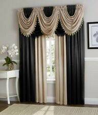 Hyatt Window Curtains & Valances - Assorted Colors & Styles -New Colors