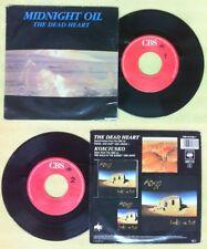 "LP 45"" MIDNIGHT OIL The dead heart Kosciusko 1986 holland CBS no cd mc dvd"