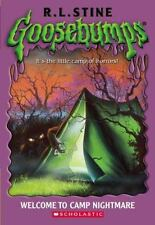 Welcome to Camp Nightmare Goosebumps Series