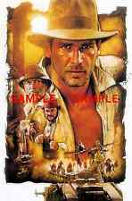 """The Last Crusade ( 11"""" x 17"""" ) Movie Collector's Poster Print (T10 - B2G1F"""