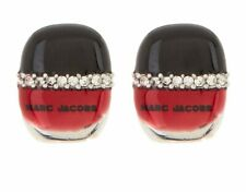 Marc Jacobs Post Earrings Nail Polish NEW