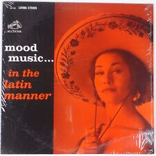 MOOD MUSIC: In Latin Manner CHUCO FERRER sexy SHRINK RCA Vinyl LP VG++