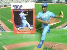 1988 Danny Tartabull - Starting Lineup - Slu - Loose With Card - Kansas City