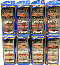40 Hot Wheels Harley Davidson Trucks Diecast Pickups Vans 4x4s Mattel 2000 Nib