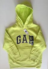 Genuine GAP Logo Boy's Hoodie/Sweatshirt/Top 4-13 years RED BLUE GREY ORANGE NEW