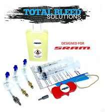 * TBS Bleed Kit for SRAM + DOT FLUID! * DB5 Guide R RS XX X0 Level S-700 Rival.