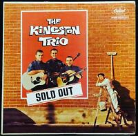 THE KINGSTON TRIO sold out LP Mint- T-1352 Vinyl 1960 Capitol USA Mono